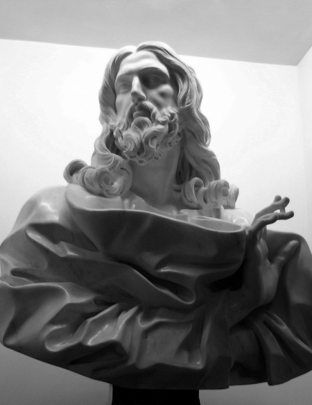 Salvator_Mundi_by_Bernini